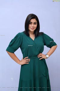 Poorna at Back Door Movie Teaser Launch Event