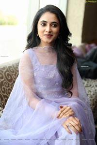 Priyanka Mohan at Sreekaram Movie Press Meet