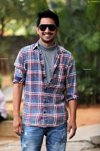 Raj Tarun at Power Play Movie Success Meet