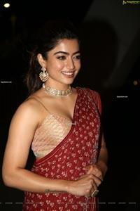 Rashmika Mandanna at Suthan Movie Pre-Release Event
