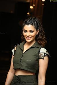 Saiyami Kher at Wild Dog Movie Pre-Release Event