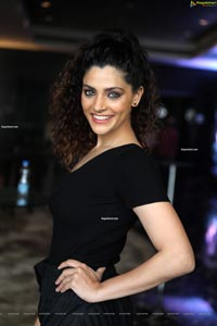 Saiyami Kher at Wild Dog Movie Press Meet
