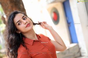 Sanchitha Poonacha at Love Life Pakodi Movie Trailer Launch