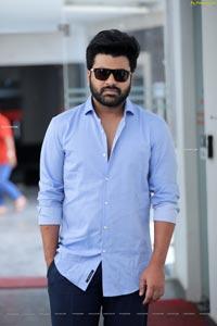 Sharwanand at Sreekaram Movie Interview