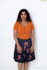 Shree Rapaka Latest Stunning Stills