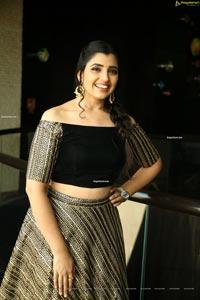 Shyamala at Aranya Movie Pre-Release Event