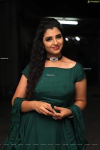 Shyamala at Gaasi Sampath Movie Pre-Release Event
