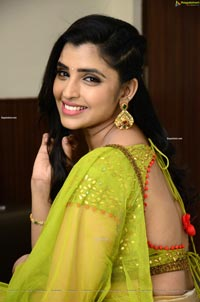 Shyamala at Sulthan Movie Pre-Release Event
