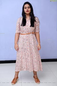 Sona Patel at Winner's Trip Movie Trailer Launch