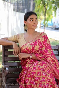 Spandana Palli at Playback Movie Thanks Meet