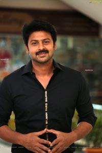 Sriram at 'Y' Movie Press Meet