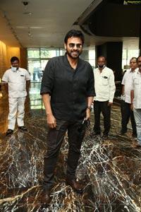 Venkatesh Daggubati at Aranya Movie Pre-Release Event