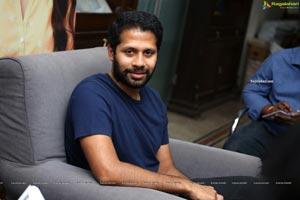 Venky Atluri at Rang De Movie Interview