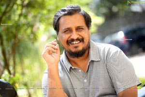 Director Venu Sriram at Vakeel Saab Movie Interview