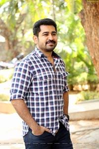 Vijay Antony at Vijaya Raghavan Movie Trailer Launch