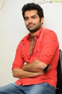 Ram Pothineni at Endukante Premanta Interview