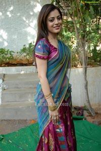 Nisha Agarwal at Sukumarudu Muhurat