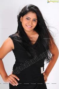 Telugu Actress Tanusha Swathi