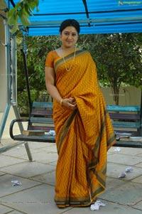 Telugu Character Artist Sana