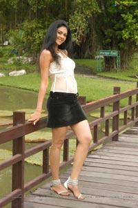Kamna Jethmalani in Colorful Dress