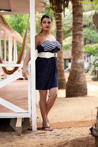Bengali Actress Tashu Kaushik