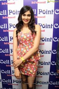 Adah Sharma Cell Point