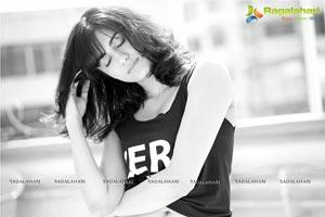Adah Sharma Black and White Photos
