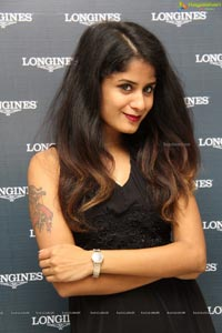 Anukriti Govind Sharma Longines