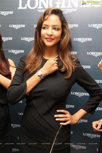 Lakshmi Manchu Longines Hyderabad