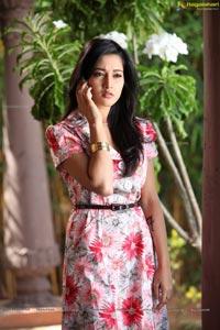 Ritu Barmecha in Casual Dress