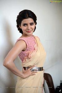 Manam Heroine Samantha