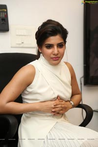 Samantha Interview