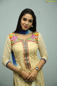 Actress Angana Roy