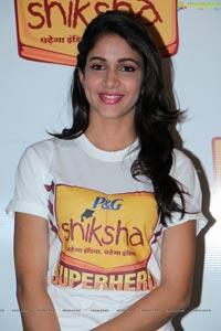 Lavanya Tripathi T-Shirt Jeans