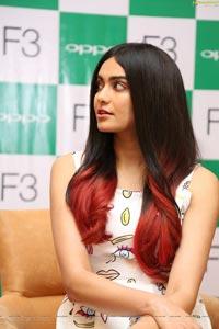 Actress Adah Sharma