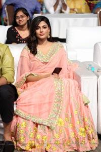 Anisha Ambrose at Fashion Designer Prerelease Event