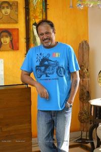 Director Jayanth C Paranjee
