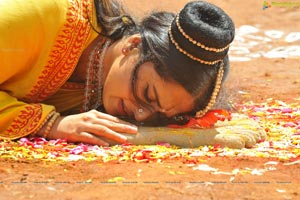 Anushka Shetty Om Namo Venkatesaya