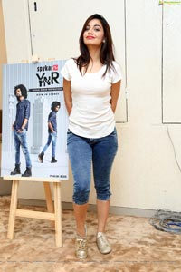 Divya Agarwal at YnR Collection Launch
