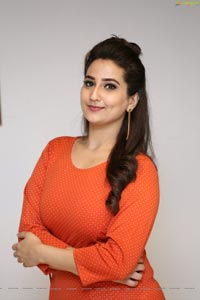 Gemini TV Anchor Manjusha