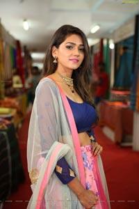 Shalu Chourasiya Half Saree
