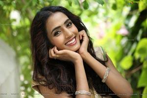 Actress Bharathi Parlli