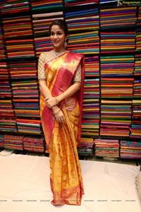 Lavanya Tripathi Pattu Saree