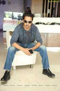Arjun Sarja Tamil Actor