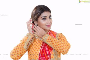 Shriya Saran in Dance Poses