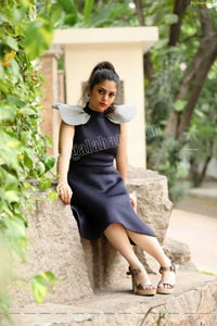 Viswa Sri Bandhavi Exclusive HD Photos