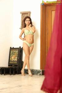 Gehana Vasisth in Two Piece Bikini