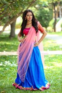 Chaitanya Priya Latest Photoshoot Stills
