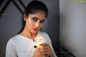 Saraa Venkatesh Latest Photoshoot Stills