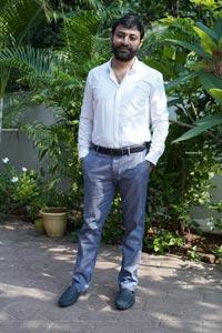 Producer Sevenhills Satish at Battala Ramaswamy Biopikku